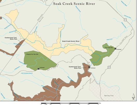 USA Today: Cumberland Trail gets 1,034-acre donation