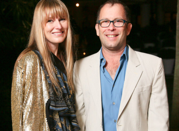 WWD: Architectural Digest's Amy Astley and Art Production Fund Host Art Basel Dinner