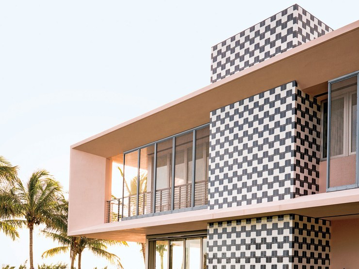 Architectural Digest: This Modern Home in Miami Beach Is Perfect for a Collector and His Family