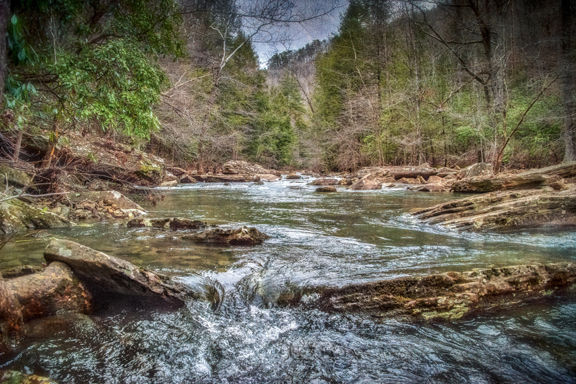 TN.gov: Soak Creek Named Tennessee's First Scenic River in 15 Years
