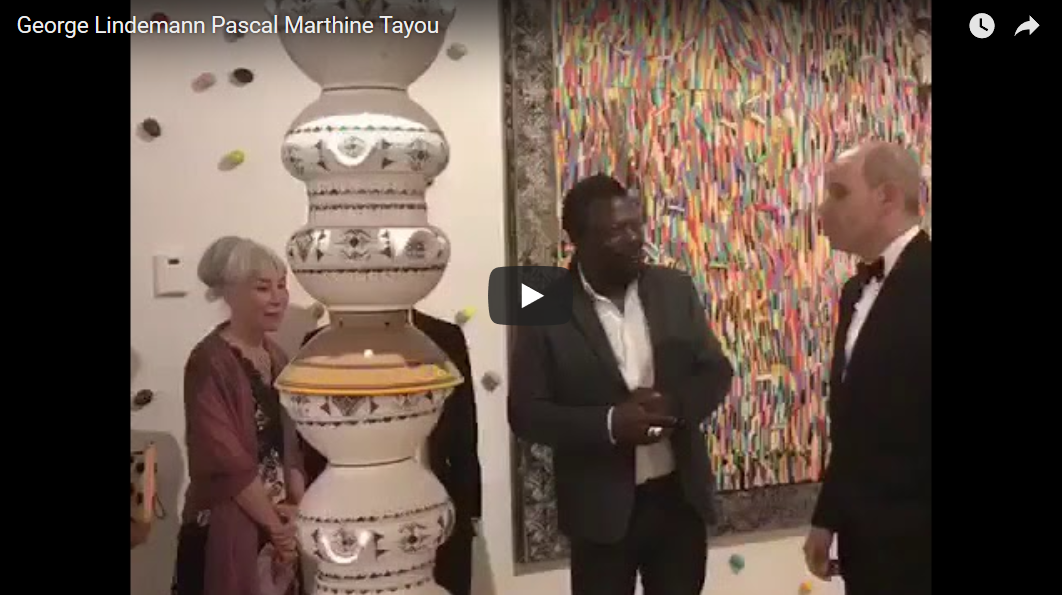 Pascal Marthine Tayou at the Bass Museum