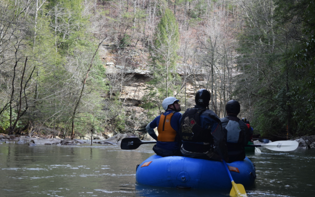 Going to Spring City, Tennessee this winter? You should check out Piney River.